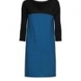 Lanius Strick-Kleid 3/4-Arm