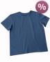 T-Shirt Leon, deep water